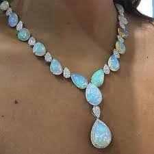 opal necklace opals to create the perfect overall style with wonderful supporting plus fedocwy