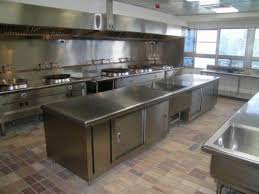 Hotel Kitchen Design