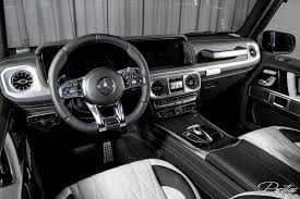 The seat comfort package includes massaging. 2020 Mercedes Benz G Class Amg G 63 For Sale North Miami Beach Fl
