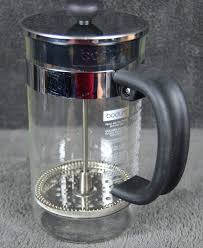 bodum french press replacement glass 4 cup french press chrome black hipster bodum french press replacement