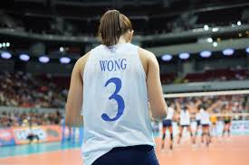 Pin by Lorie Khyle Andres Melivo on Deanna Wong | Women volleyball,  Volleyball jerseys, Volleyball players