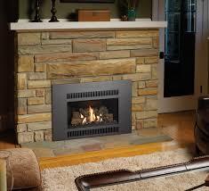 avalon radiant plus small gas fireplace insert