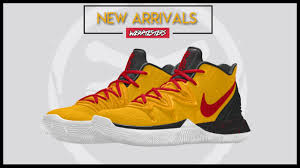 Kyrie 5 Custom Design The Nike Kyrie 5 Is Now Available For Customization On