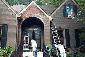cost to paint brick house painting brick house exterior painting exterior brick home brick house exteriors how to paint and painting cost to paint exterior