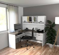 l shaped desk antigua