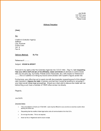 Cease And Desist Example Letter Format Absolute Photos Include 11