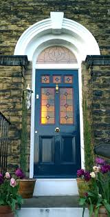 leaded glass front door double entry doors stained inserts uk