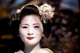 geisha intro