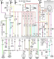 recent t5 mustang forums at stangnet 1990 Mustang T5 Transmission Wiring Diagram i 91 93_5 0_eec_wiring_diagram 1 gif T5 Transmission Parts