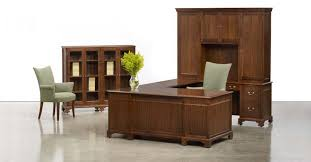 attractive wooden office desk. Home And Interior: Beautiful Wood Office Desk At Color Art St Louis MO Sonoma Desks Attractive Wooden Zalifalcam