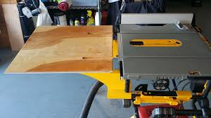 dewalt workbench. i have a different dewalt - dw7491rs but found an individual on amazon that already did the home work mods (included picture). workbench