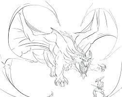 Cool Dragon Coloring Pages Dragon Coloring Pages Realistic Dragon