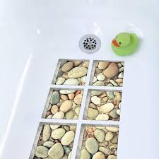 <b>Funlife</b> 3D Anti Slip <b>Waterproof</b> Bathtub Sticker,<b>Self</b>-<b>adhesive</b> Tub ...