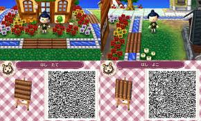 Wooden Path Game animal crossing new leaf stairs qr code Google Search NEW 44