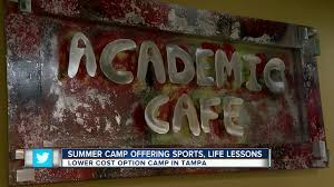 the skills center a non profit providing low cost summer c opportunities for local kids abcactionnews wfts tv