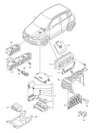 Relay plate and relays diagram large size online volkswagen suran spare parts catalogue argentina market model year electrics group