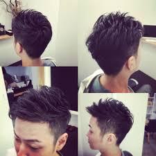 松本 克明さんのヘアスタイル メンズツーブロックスタイル Tredina