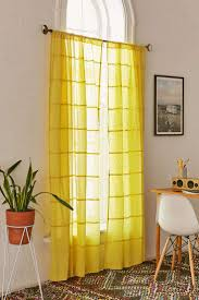 Yellow And Red Kitchen Curtains 25 Best Ideas About Yellow Curtains On Pinterest Yellow