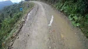 Helmet camera Bolivia death jump fail: Helmet cam captures daring ...