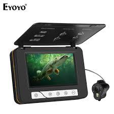 """<b>Eyoyo</b> EF15R <b>15M</b> Underwater <b>Fishing</b> Camera 5"""" <b>Fish</b> Finder ..."""