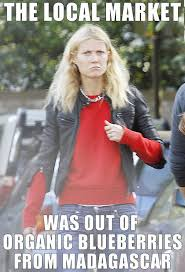 Introducing the Gwyneth Paltrow Grumpy Face Meme local market out ... via Relatably.com