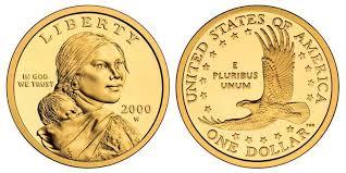 Sacagawea Gold Dollar Value Chart Native American Sacagawea Dollars Price Charts Coin Values