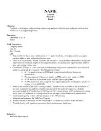 wording for resume objectives resume objective examples engineering for marketing impressive