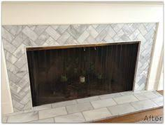 Refacing A Fireplace With Tile | gen4congress.com
