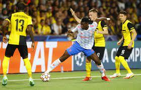 Siebatcheu earns Young Boys late win over 10-man Man United