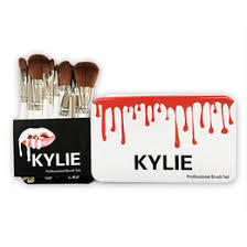 makeup oval kylie 12pcs brushes best brushes powder face brushes foundation eye shadow brush soft mermaid toothbrush cosmetic tools sold