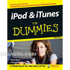Wiley Publications Book: iPod & iTunes 9780470048948 B&H