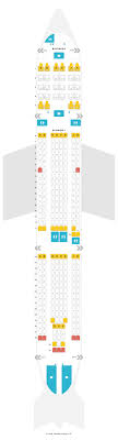 Seat Map Airbus A330 300 333 Turkish Airlines Find The
