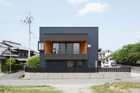 exterior office design. Minakuchi House / ALTS Design Office Exterior I