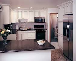 Simple What Color Kitchen Cabinets Go With Black Appliances Home ...