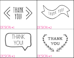 printable thank you card template printable thank you note template templates ideas