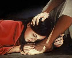 Image result for jesus anointed by mary