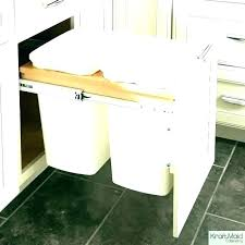 trash cans for kitchen cabinets garbage cans for kitchen kitchen cabinet trash cans kitchen cabinet trash bins cabinet door