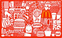 Turn McDonalds Gift Cards into Cash   QuickcashMI