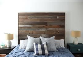 how to make a diy wooden headboard fresh crush wood headboard ideas