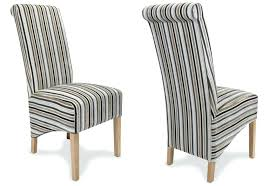 blue and white striped dining chairs dining chairs striped dining chairs amazing stylish ornament clic design