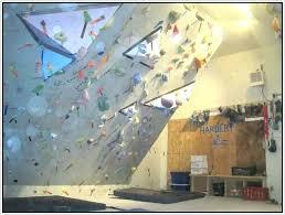 build a climbing wall how