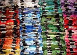 Dmc Anchor Cotton Embroidery Thread Floss Cross Stitch Lot