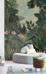 Zelfklevend Behang Jungle 250x250 In 2019 7 Beautiful Fashion
