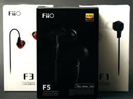 Обзор <b>FiiO</b> F1/<b>F3</b>/F5: три подхода к звуку - 4PDA