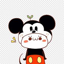 Die süße Puppe von Mickey Mouse Hat, Baby, niedliche Clipart, Puppe Clipart  png