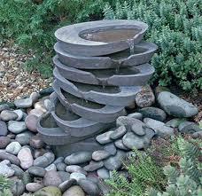 outdoor garden fountain. 18 Outdoor Fountain Ideas How To Make A Garden For Your Elegant 8 Remodeling N