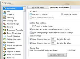 Setting Up Chart Of Accounts In Quickbooks 2014 My Accountant Wants To See Account Numbers On My Quickbooks