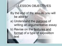 argumentative essay writing teacher slides sec 3e english argumentati ve essay writing features format 2