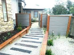 corrugated metal fences corrugated fence panels metal for best ideas on fences roofing m corrugated corrugated metal fences