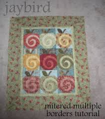 mitered multiple borders tutorial - {quilting basics tutorial ... & This can also work if you are doing 3+ borders as well as for mitered  corners in blocks. Adamdwight.com